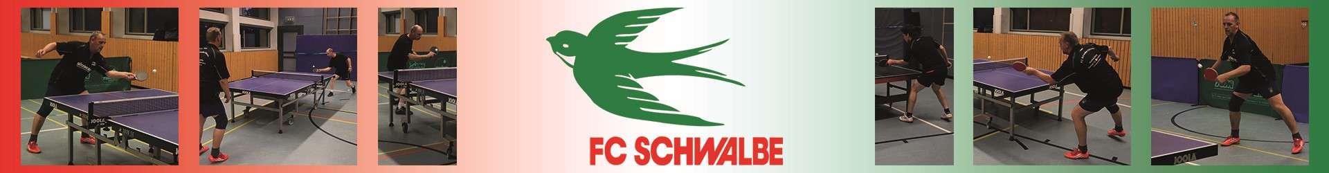 Tischtennis FC Schwalbe